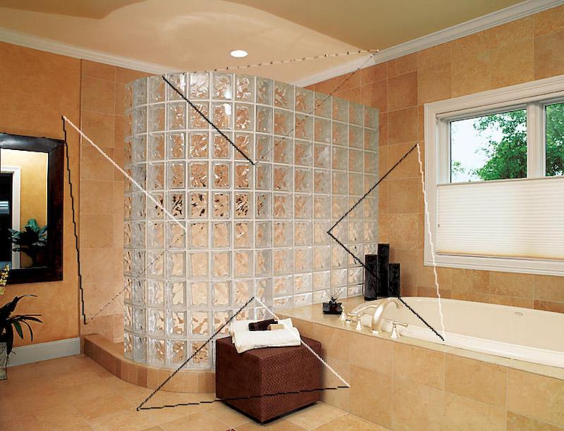 Luxfery sprcha